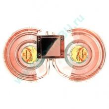 Кулер для видеокарты Thermaltake DuOrb CL-G0102 с тепловыми трубками (медный) - Дербент
