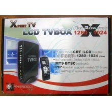 Внешний TV tuner KWorld V-Stream Xpert TV LCD TV BOX VS-TV1531R (без БП!) - Дербент