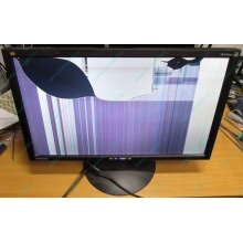 "Монитор 24"" TFT ViewSonic VA2413WM (разбита матрица) - Дербент"