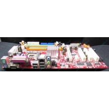 Материнская плата MSI MS-7140 915P Combo2 VER 2.0 s.775 (Дербент)
