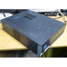 Лежачий четырехядерный системный блок Intel Core 2 Quad Q8400 (4x2.66GHz) /2Gb DDR3 /250Gb /ATX 300W Slim Desktop (Дербент)