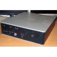 Четырёхядерный Б/У компьютер HP Compaq 5800 (Intel Core 2 Quad Q6600 (4x2.4GHz) /4Gb /250Gb /ATX 240W Desktop) - Дербент