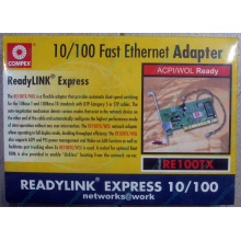 Сетевой адаптер Compex RE100TX/WOL PCI (Дербент)