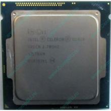 Процессор Intel Celeron G1820 (2x2.7GHz /L3 2048kb) SR1CN s.1150 (Дербент)