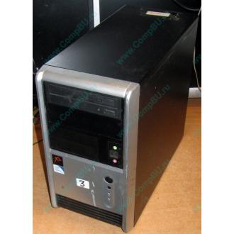 4 ядерный компьютер Intel Core 2 Quad Q6600 (4x2.4GHz) /4Gb /160Gb /ATX 450W (Дербент)