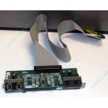 Панель передних разъемов (audio в Дербенте, USB) и светодиодов для Dell Optiplex 745/755 Tower (Дербент)