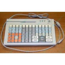 POS-клавиатура HENG YU S78A PS/2 белая (Дербент)