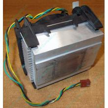 Кулер socket 478 БУ (алюминиевое основание) - Дербент