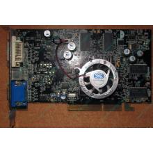 Видеокарта 256Mb ATI Radeon 9600XT AGP (Saphhire) - Дербент
