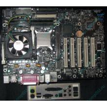 Материнская плата Intel D845PEBT2 (FireWire) с процессором Intel Pentium-4 2.4GHz s.478 и памятью 512Mb DDR1 Б/У (Дербент)