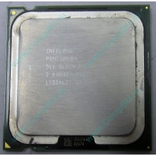 Процессор Intel Pentium-4 511 (2.8GHz /1Mb /533MHz) SL8U4 s.775 (Дербент)