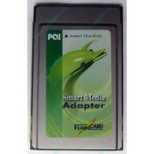 Smart Media PCMCIA адаптер PQI (Дербент)